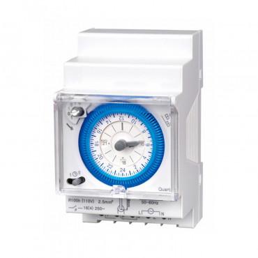 Reloj Programador Analógico 24 Horas