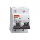 Interruptor Magnetotérmico Industrial 2 Polos 6kA