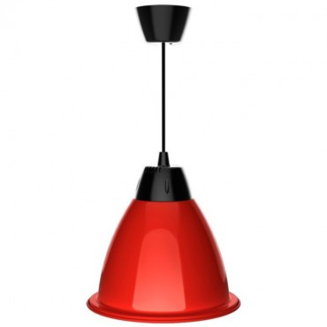 Lámpara LED Suspendida FREEDOM 35W Roja