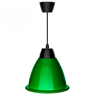 Lámpara LED Suspendida FREEDOM 35W Verde Selva