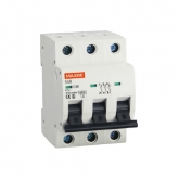 Interruptor Magnetotérmico Industrial 3 Polos 6kA