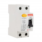 Interruptor Diferencial Industrial 2 Polos 300mA-Clase AC 10kA