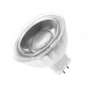 Luminaria LED GU5.3 MR16 COB Cristal 220V 45º 5W
