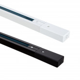 Carril Monofásico Alta Potencia para Focos LED 2 Metros
