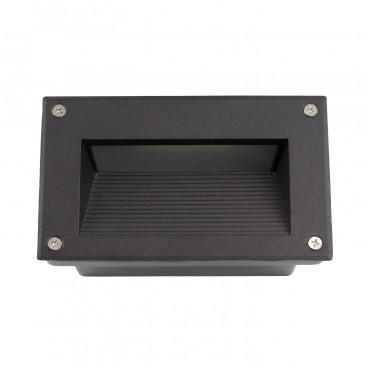 Baliza LED Horizontal Negro 3W