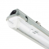 Pantalla Estanca para un Tubo LED 1200mm